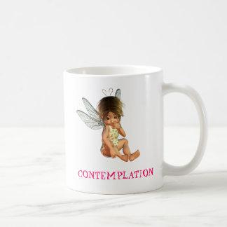 Contemplation Smidge Mug