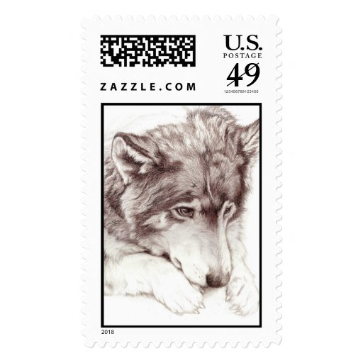 Contemplation Stamps