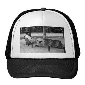 Contemplation Trucker Hat