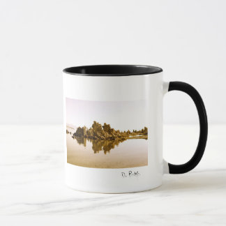 Contemplative Coffee Art Photography Zen Mug I