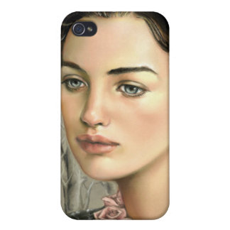 Contemplative Nature Cover For iPhone 4