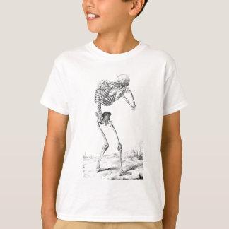 Contemplative Skelton T-Shirt
