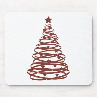 Contempo Christmas Tree Mouse Pad