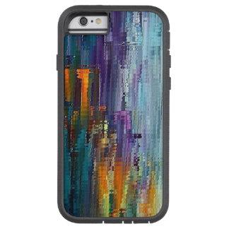 contemporáneo colorido por el rafi talby funda para  iPhone 6 tough xtreme