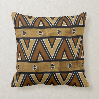 Contemporary: African Style Design Pillow