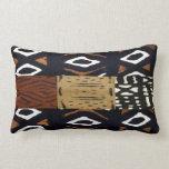 Contemporary: African Style Design Throw Pillows
