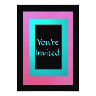 Contemporary All Occasion Invitation