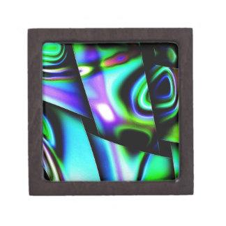 Contemporary Art Premium Keepsake Boxes