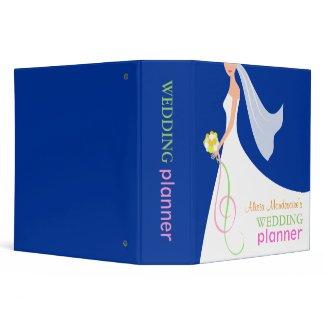 Contemporary Bride - Wedding Planner Binder binder