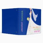 Contemporary Bride - Wedding Planner Binder