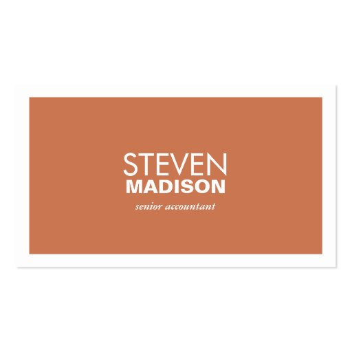 Contemporary double sided standard business cards pack of for Bodyguard business cards