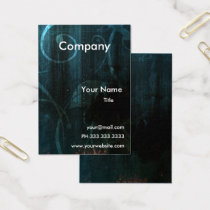 contemporary Business Cards