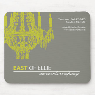 Contemporary Chandelier Mousepad