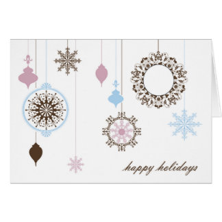 Contemporary Chistmas Card