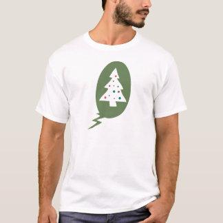 Contemporary Christmas Tree T-Shirt