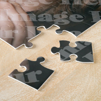 Contemporary Customizable Photo Puzzle