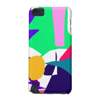 Contemporary Device Electricity Nature Elements iPod Touch (5th Generation) Covers
