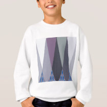 Contemporary Eastaern Design Sweatshirt