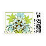 Contemporary Elegance Postage Stamp
