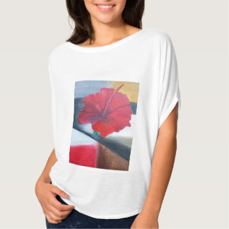 Contemporary flower design T-Shirt