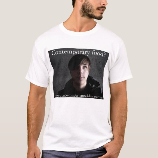 Contemporary Food T-Shirt