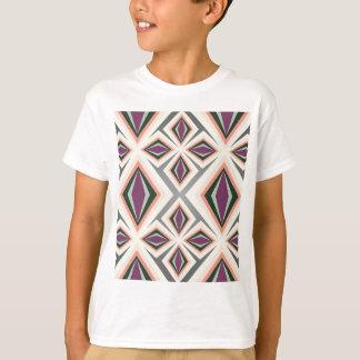 Contemporary Geometric Design T-Shirt