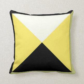 Contemporary Geometric Throw Pillow