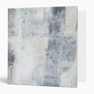 Contemporary Grey Painting Binder