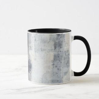 Contemporary Grey Painting Mug