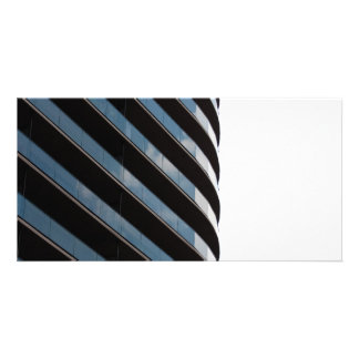 Contemporary High Rise Building Photo Card Template