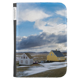 Contemporary Houses Kindle 3G Covers