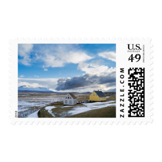 Contemporary Houses Postage