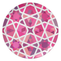 Contemporary Islamic Pattern Plate