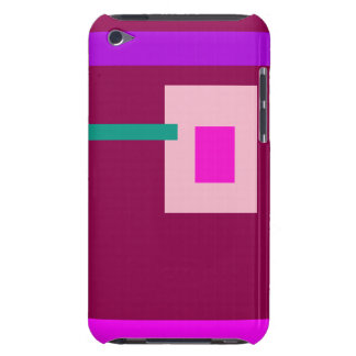 Contemporary Jazzberry Jam iPod Touch Covers