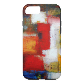 Contemporary Modern Abstract Artwork iPhone 8/7 Case