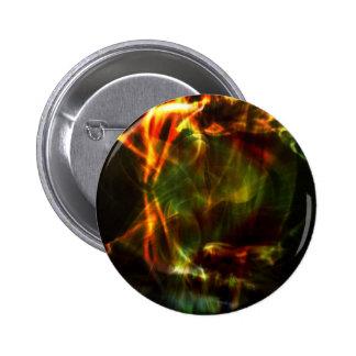 contemporary modern digital art pinback buttons