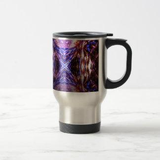 contemporary modern digital art the frame travel mug