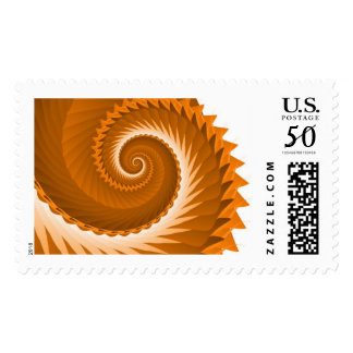Contemporary Postage Stamp