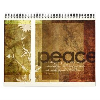 Contemporary Scripture Artwork Collection 2010 Calendar