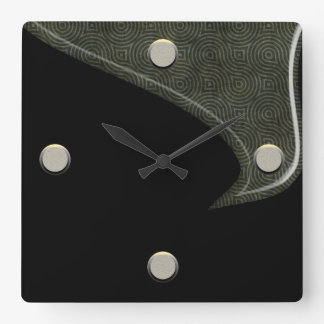 Contemporary Styled Wall Clock