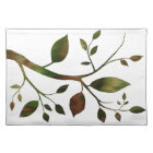 Contemporary Tree Branch Cloth Placemat