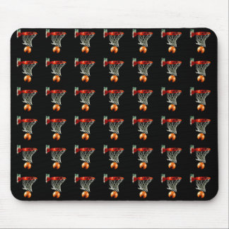 Contemporary Trend Cool Basketball Mousepad