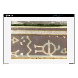 Contemporary Tribal Pattern Painting Skin For Laptop