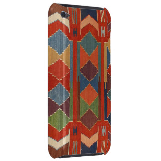 Contemporary Turkish Kilim Pattern Barely There iPod Case