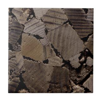 Contemporary wood chip design grey tone tile