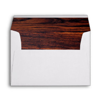 Contemporary  Wood  design Envelope