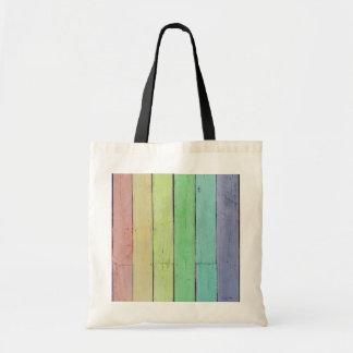 Contempory Art Small Cotton Tote Bags