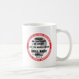 Contempt of Court Coffee Mugs