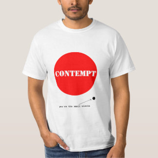 Contempt T-Shirt