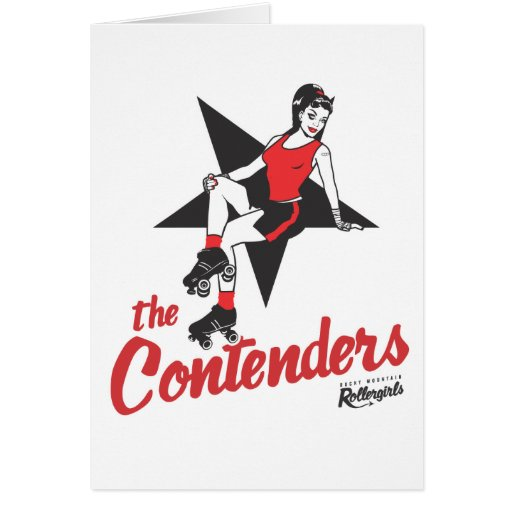 Contenders Greeting Card